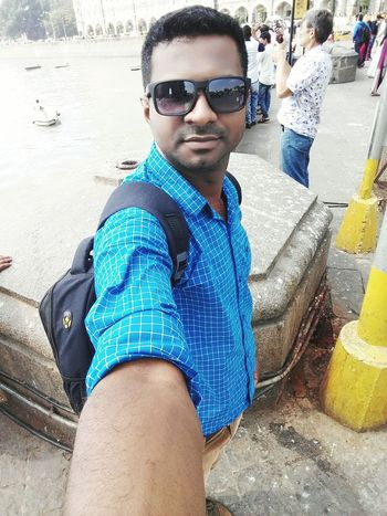 Taking Photos That's Me Hello World Selfie ✌ Myclicks Mumbaicity Goodmorning EyeEm  Travel Photography Mumbai Colaba