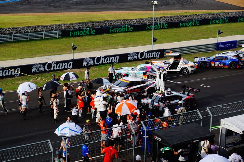 Teamwork Sports Race Motorsport Sport Chang International Circuit🇹🇭 EyeEm Auto Racing Racecar Team Thailand Winner