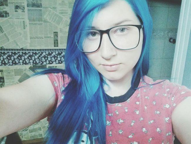 New hair <3 BlueHair
