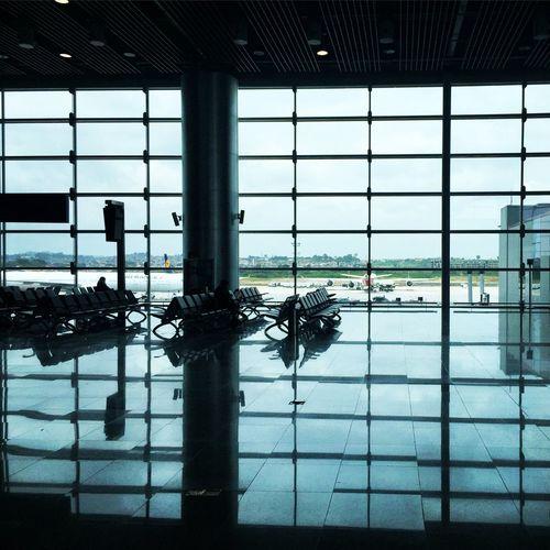São Paulo - Guarulhos Airport in Brazil