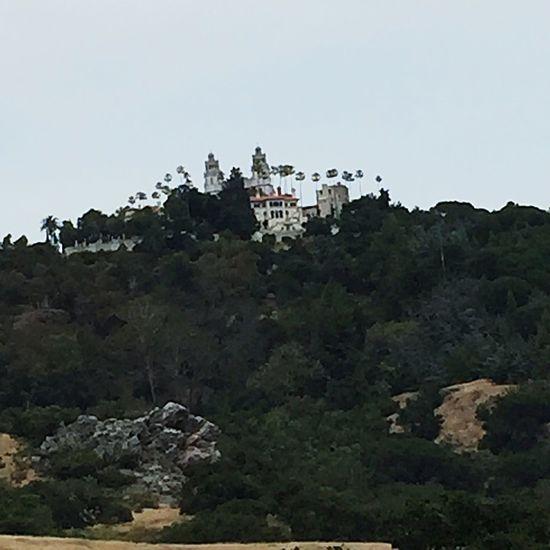 A Bird's Eye View On A Hill