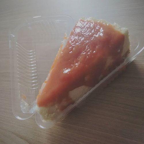 Cheesecake após o almoço, alegra a tarde toda! Novo sabor de Goiabada! VictorsCakes Onthejob Work Afternoon Cheesecake