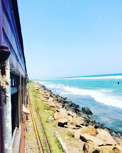 Sri Lanka 🇱🇰 Srilankatravel Srilankanbeauty SriLankatrain Train Ride Vacations Nature