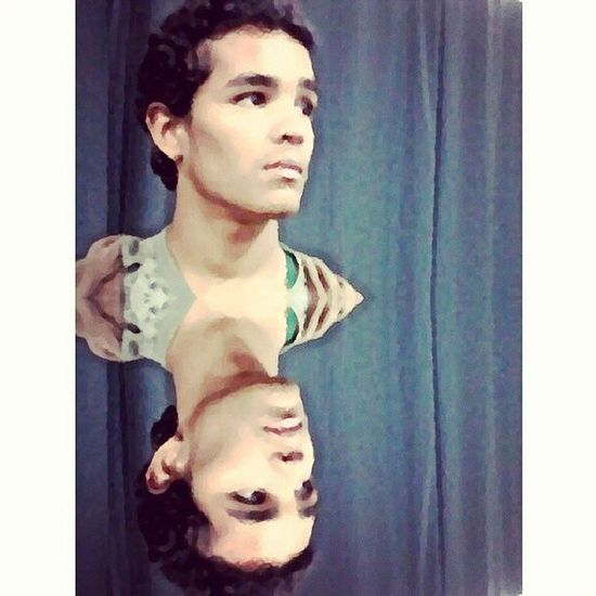 Instaboy Instalike Instagay Good vibe face double mirror brazil brazillianboy old picture