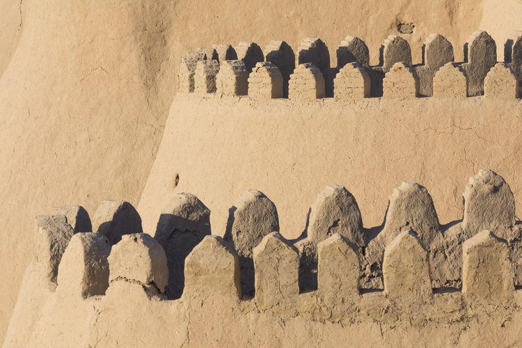 City walls of