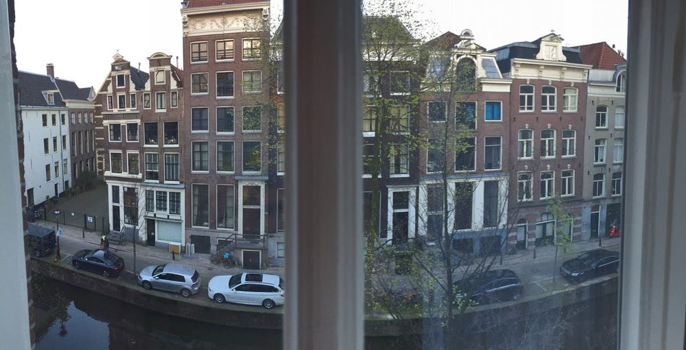 Room with a view. Amsterdam Sofitel Amsterdam Journey Visitors Gracht Dutch houses Dutch Houses