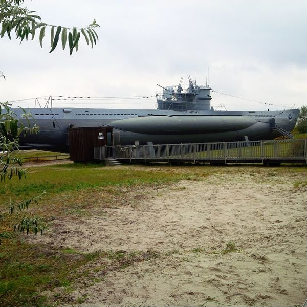 Germany Submarine from 1943 Monument to Laboe, by Kiel, Germany Submarine Uboot Ubootehrenmal Fotos Populares Fotooftheday Fotografie First Eyeem Photo