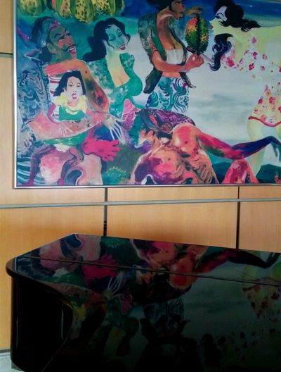 Piano Multi Colored No People Repetition Piano Moments Piano Myhuaweidevice Indoors  Reflection Picture Frame Wallpicture Indoors  EyeEm Gallery EyeEmOnMarket EyeEm Best Shots Art Is Everywhere