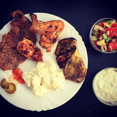 Grill Goodfood Chickenwings Mixedsa