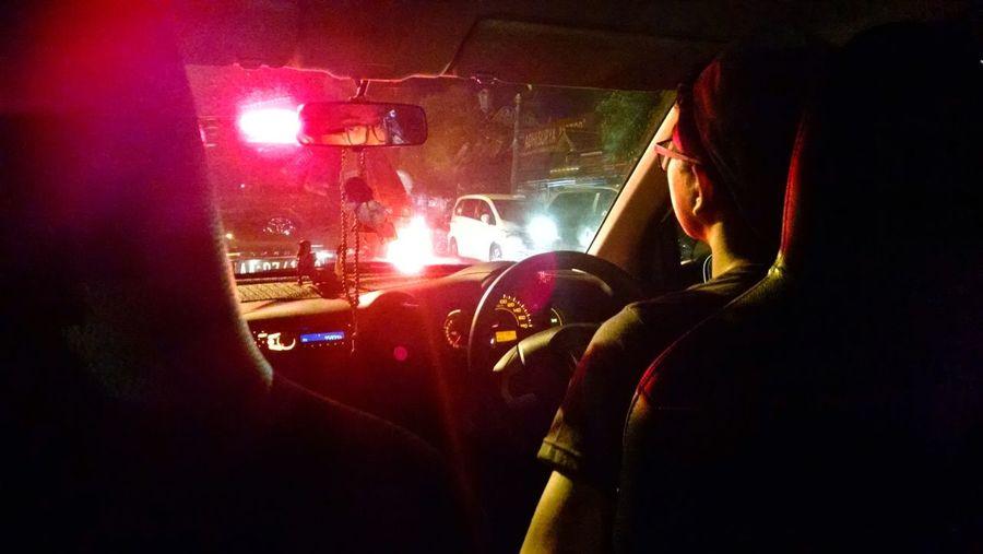 trapped on traffic jam when Traveling Home For The Holidays Motorola Moto X 1st Gen Yogyakarta Story Traffic Jam