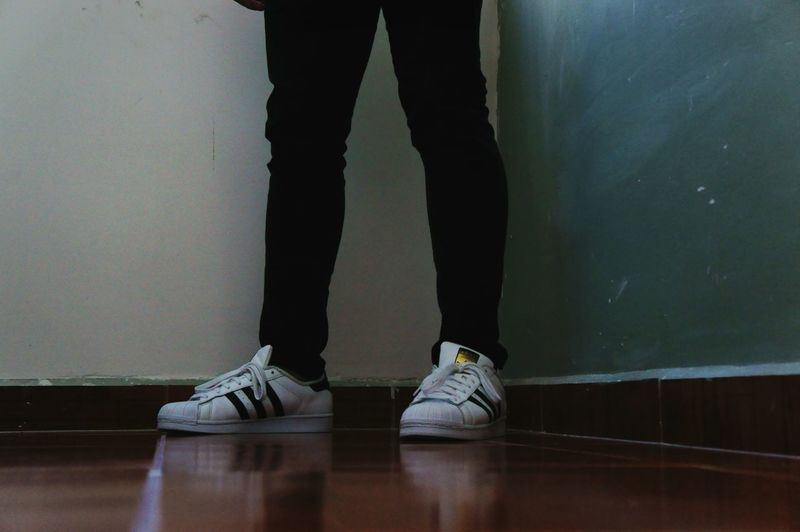That's Me Adidasoriginals Adidas Superstar Superstar Adidas Blackandwhite Vintage Portrait Chill Myself First Eyeem Photo