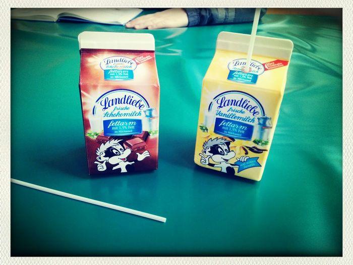 remind of old times Drink School Milk Landliebe