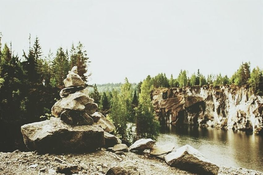 Nature Travel Water Beauty In Nature Karelia