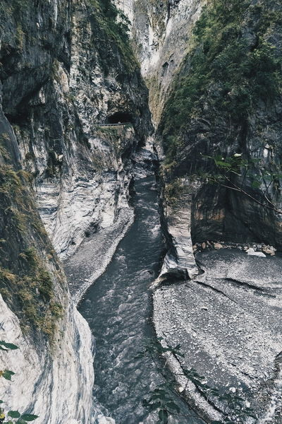 Lost In The Landscape Divided Nature Live Authentic Roadtrip Landmark River Hiking Scenery Adventure Mountain Formations Marble Gorge Canyon Cliff Taroko Taiwan Textures Stream Valley Patterns Outdoors Trail HikeNhype Connected By Travel EyeEmNewHere Perspectives On Nature