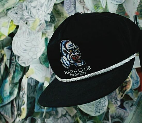 snap! snapback by : South Club Tradition Check This Out Fashion Photography Snapback Classic Tattoo Tattooflash Traditionaltattoo Bali First Eyeem Photo