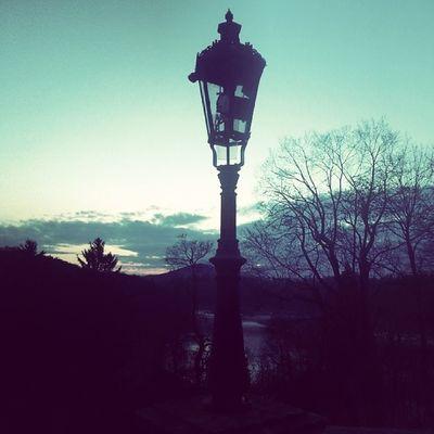 Lamp Konopiště  Castle Tagsforlikes instaphoto nature sunset effects beautiful day ilovethis sky czech