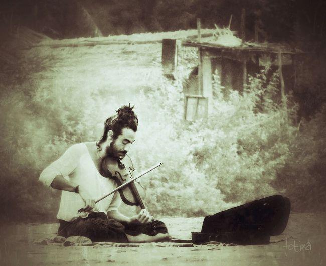 Morning Bliss Violine