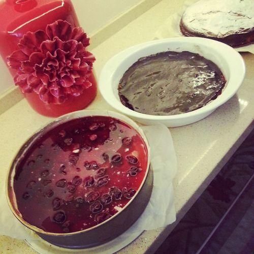 Yap yedir ama yeme serisi Cheese Cake Cokolate Lemoncake Khichen Ksk Mavişehir