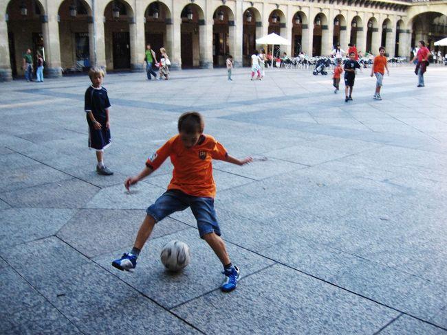 Donostia / San Sebastián Soccer Kids