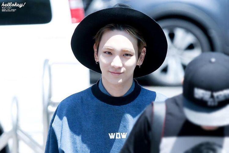 Kibum. 💛💛💛 Lovely Boy He's So Cute! Shinee Key Shinee