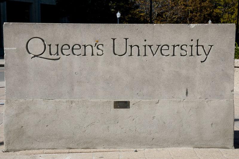 Queen's University Buildings - Kingston - Canada Campus Kingston Queen's University Built Structure Canada Text