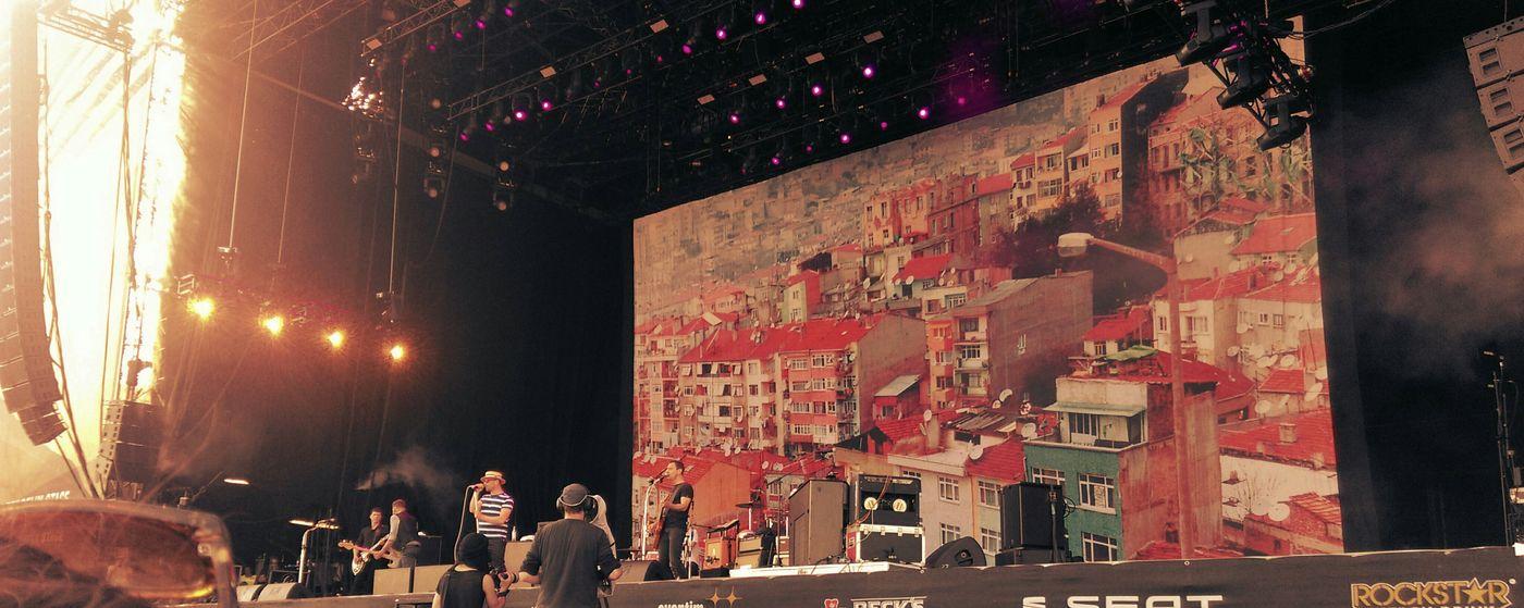 Rock Im Park R.i.p.15 Rock'n'Roll Beatsteaks Konzert Hammer *-* Festival Punk Rock