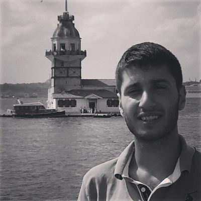Istanbul Manzara Kızkulesi Deniz üsküdar sahil