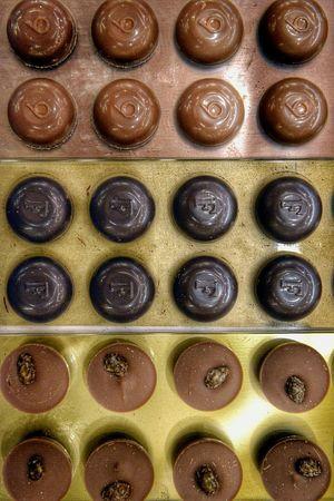 24 in 3 Chocolate Sweet Love Paris