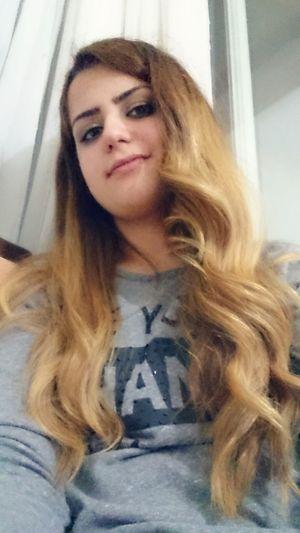 Saçlarım