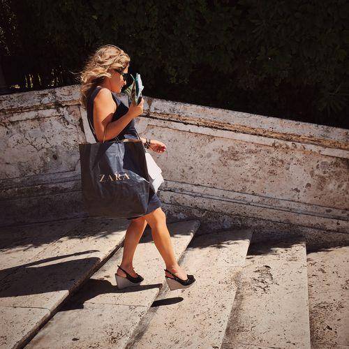 Spanish Steps.