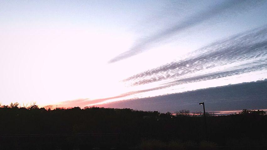 Kansas City Taking Photos Treetops Thisismysky  Myepicsky Streamzoo Sunset Sunset_collection