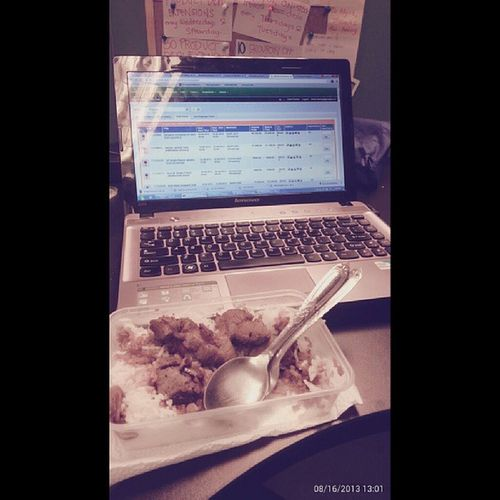 Working Lunch. Uso pag Friday. Officemadness Suicidal Sos