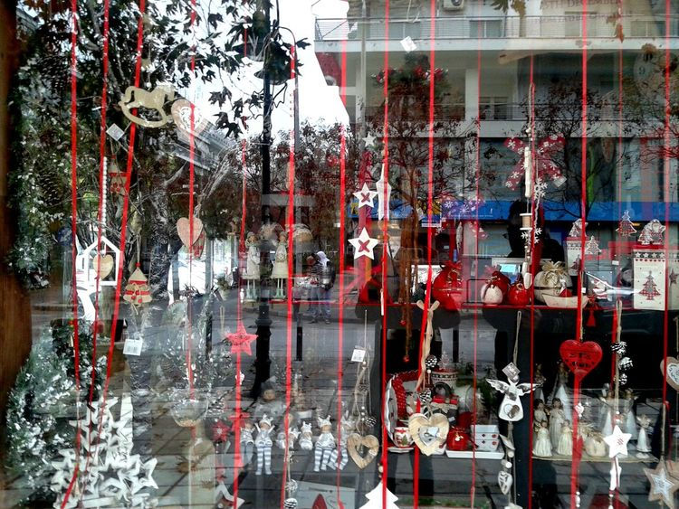 Backgrounds Christmas Close-up Full Frame Outdoors Shop Shopping Shopping Mall Toys Window