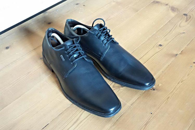 Heute Erwachsenen-Schuhe gekauft - meine ersten :D