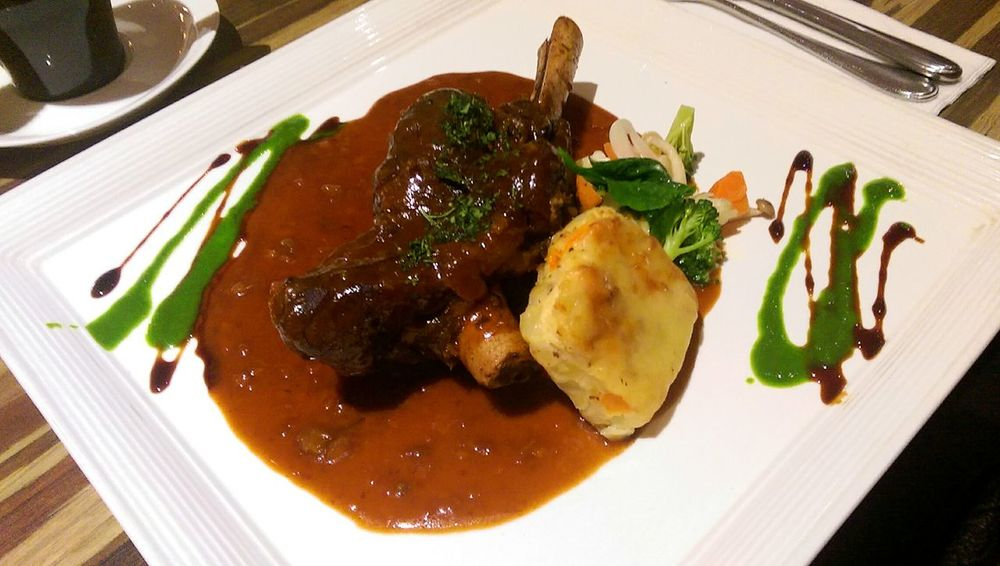 Lamb Food Ready-to-eat Food And Drink Savory Food Plate Freshness Meal Gourmet Close-up Temptation Indoors  Serving Dish Cooked No People Food Styling Western Food Fine Dining Malaysia Lamb - Meat Grilled Lamb Serving Size Appetizer Indulgence Table Healthy Eating
