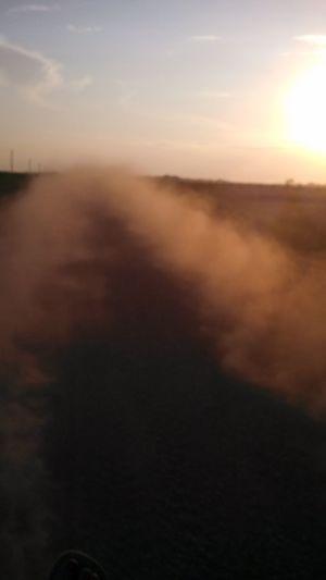 Backroads Dust Trail Nofilter#noedit