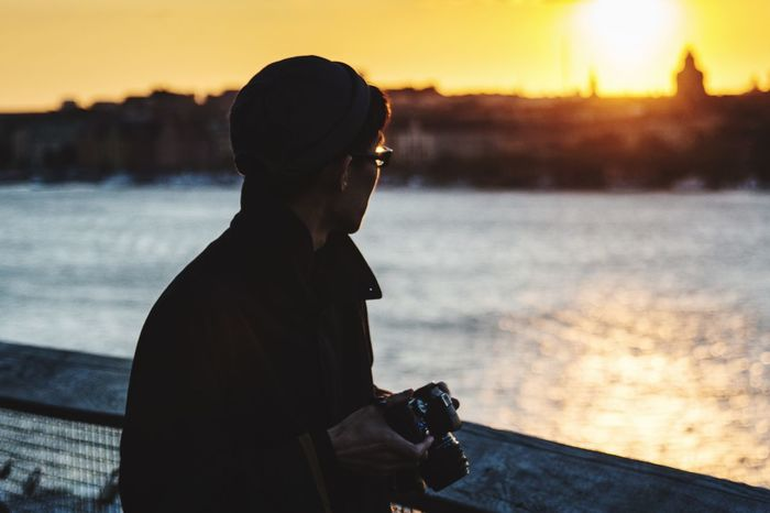 EEA3 - Stockholm Stockholm I Love My City Capture The Moment EyeEm Global Meetup Portrait The EyeEm Facebook Cover Challenge Sunset Silhouette
