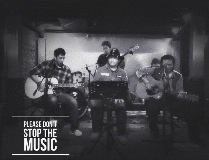 Live Music Live Music Band Countrymusic  Blackandwhite Black And White