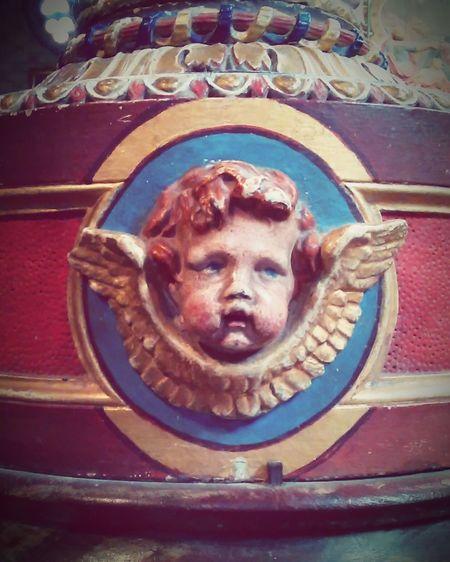 Angelic ANGELO N.D. De Marceille Details Sacred Church En Chemin Visite Sacred Art Art