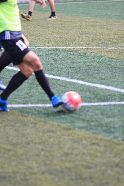 kick out focus City Life Football Football Field Footsal Hobbies Kick Lifestyles Out Focus