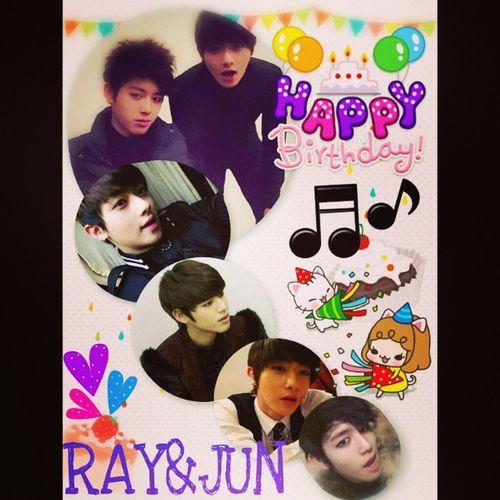 ♥♥Of my design for HappyRAYJUNday 1..♥♥