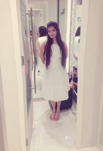 New Dress❤ Good Look How Do I Look? Am I Cute Yet ? (;