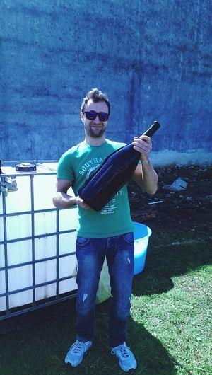 Vino Bottiglia Battle Pasquetta Bottle