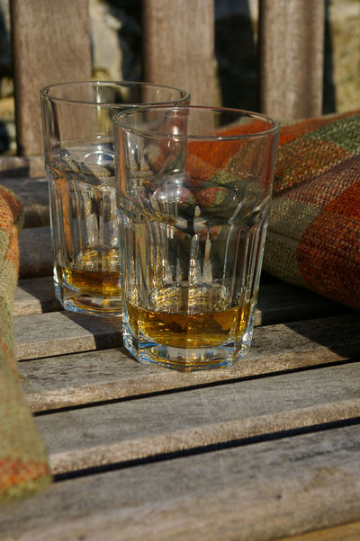 Whisky Alcohol Close-up Day Drink Drinking Glass Food And Drink Freshness Indoors  Isle Of Lewis Liqueur No People Refreshment Shot Glass Table Wood - Material
