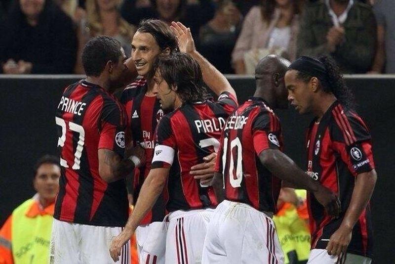 Boateng,Ibra,Ronaldinho,Pirlo,Seadorf