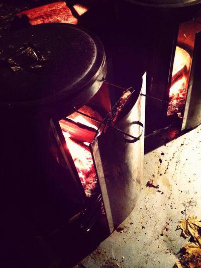 Flammed Salmon