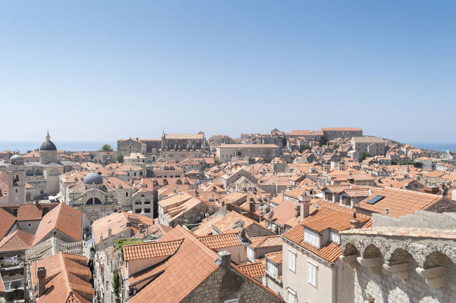 City Walls Dubrovnik Old Town Dubrovnik, Croatia Historical Building King's Landing Old Town Travelling Walking Tour Architecture Birds Eye View Building Exterior City Cityscape Clear Sky Cruise Game Of Thrones Location High Angle View Clear Sky House Old Ruin Outdoors Roof Travel Destinations