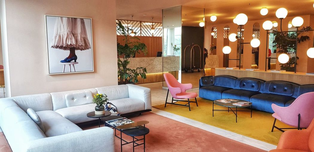 Madrid Hotel Design EyeEm Selects Home Showcase Interior Living Room Luxury Home Interior Chair Multi Colored Sofa Window Table Architecture