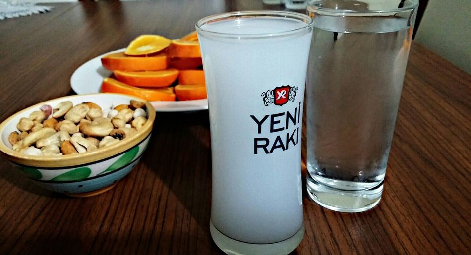 Turkish Raki Rakicandir Orange