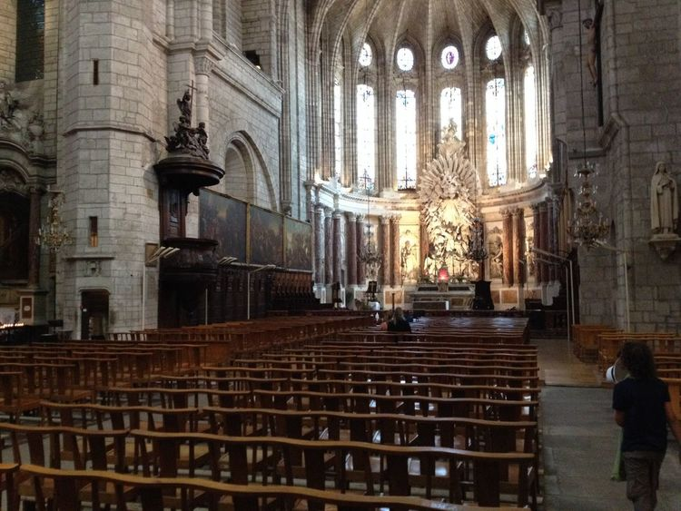 From Beziers, France Church Architecture Destinations History People Pew Place Of Worship Religion Rustic Spirituality Tourism Travel